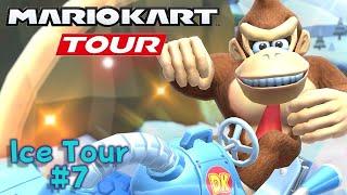 Final Tour Gift Gold Swooper Opened!! - Mario Kart Tour - Ice Tour Part 7