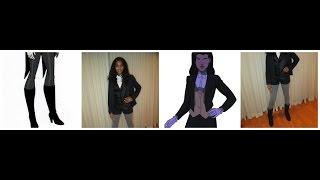Zatanna/Magician Costume | Halloween Tutorials