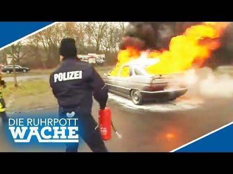 Brandanschlag nach Online-Date!   Die Ruhrpottwache   SAT.1