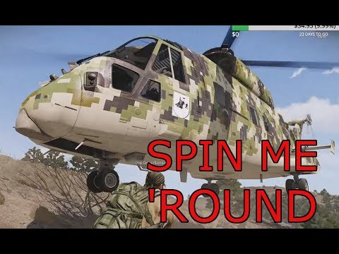 Spin me Right Round: Arma 3 Highlights