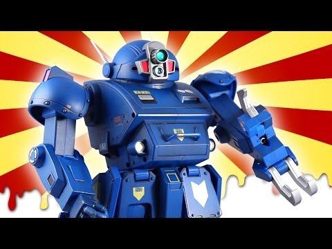 MECH Toys: Robot Warfare - Toy Pizza (Ep. 17)