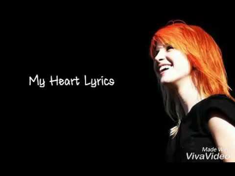My Heart - Paramore Lyrics