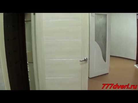 777dveri.ru Омск Duplex 109 молдинг (капучино) межкомнатная дверь