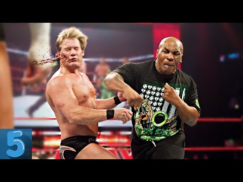 5 Boxers Who Fought In WWE