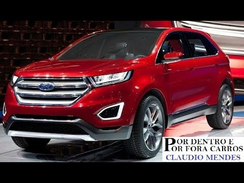 ford edge 2018 com muitos detalhes youtube. Black Bedroom Furniture Sets. Home Design Ideas