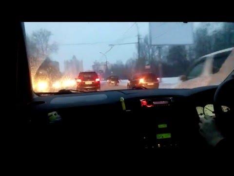 By car through Siberia