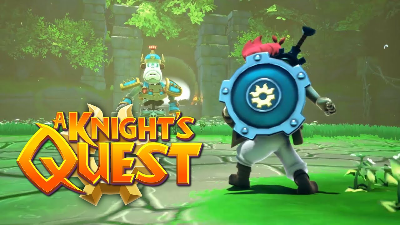 A Knight's Quest Debuts on PC and Consoles This Fall | OnRPG