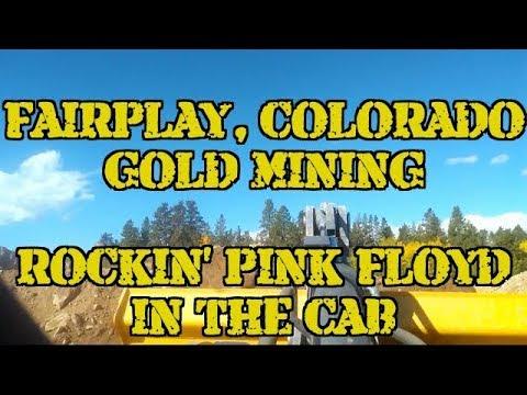 Pink Floyd - Fairplay Colorado Gold Mining