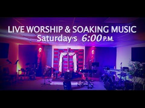 Live Broadcast - Soaking Music & Prophetic Worship Sarasota, Florida March 14th 2020
