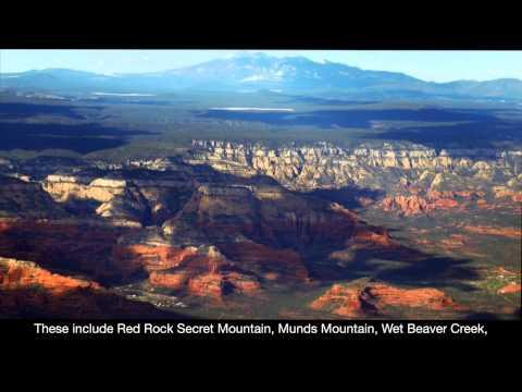 Sedona AZ, Visitor Center Welcome Video