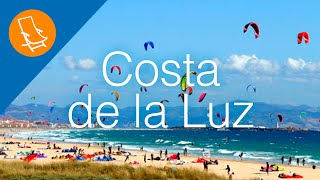 Costa De La Luz Spain S Best Surfing Area Youtube