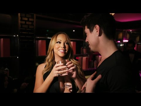 See Mariah Carey Give a Sultry Lap Dance!
