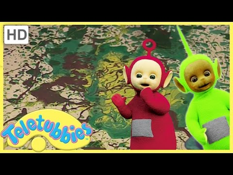 Teletubbies: Trickle Painting - Full Episode