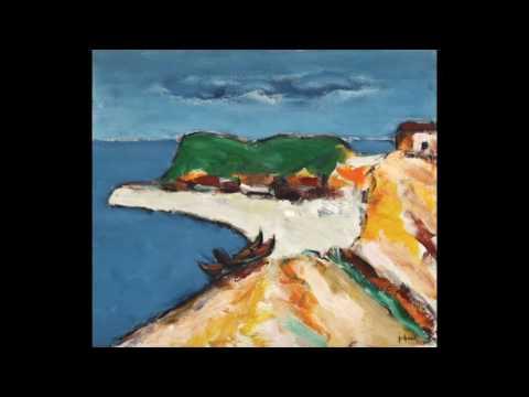 Ion Pacea  依昂伯西雅  (1924-1999) Painter Greek