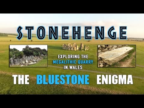Stonehenge: The Bluestone Enigma - Exploring the Megalithic Quarry in Wales