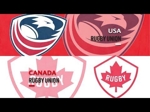 USA V Canada - Americas Rugby Championship - Full Match