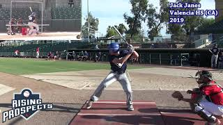 Jack Janes - Updated Baseball Highlights - Class of 2019