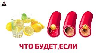 Секрет Раскрыт Вот Что Произойдёт если Пить воду с Лимоном Каждый День А ты знал