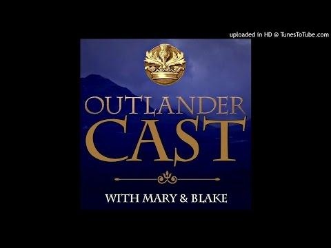 Outlander Cast Chats w Outlander Writer's AssistantWriter Richard Kahan  Episode 39