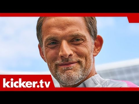 Neymar, Mbappé, Buffon - Fußballerisches Schlaraffenland für Tuchel | kicker.tv