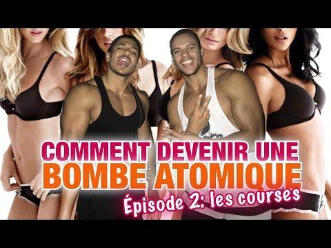 Deviens une BOMBE en 4 étapes: #2 LES COURSES by Bodytime