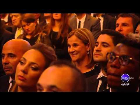 FIFA Ballon D'Or Ceremony 2015 1080p -عربي