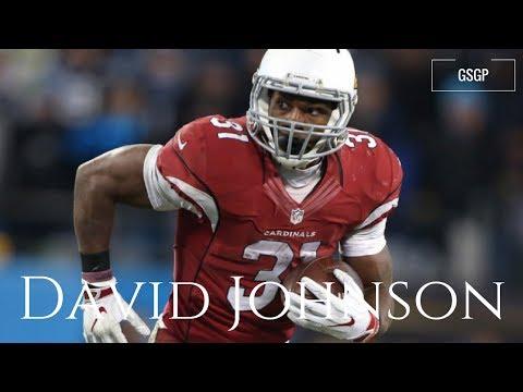"David Johnson    ""Hell & Back"" ᴴᴰ    Arizona Cardinal Highlights"