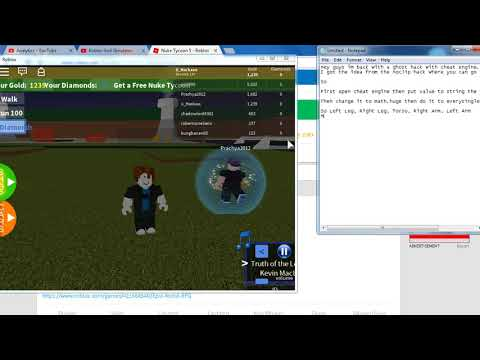 Roblox Ccv3 Cheat Engine Bypass Unpatched Youtube Game Hacking Tutorial How To Find Character Xyz Scaling With Cheat Engine Trials Of Mana Youtube