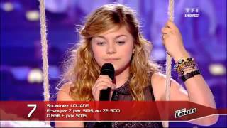 The Voice - Louane - Imagine