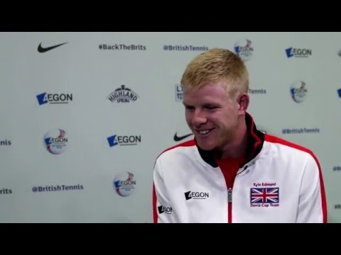The Little Big Interview With Kyle Edmund