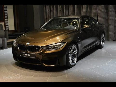 2015 bmw m4 coupe pyrite brown edition youtube. Black Bedroom Furniture Sets. Home Design Ideas