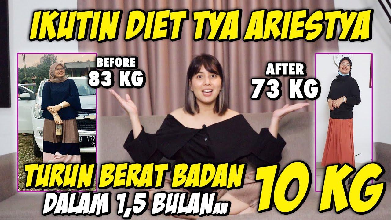 Download IKUTIN DIET TYA ARIESTYA, FOLLOWERS IG TURUN BERAT BADAN 10 KG DALAM 1,5 BULAN AN