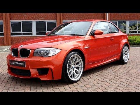 BMW 1M Coupe In Valencia Orange