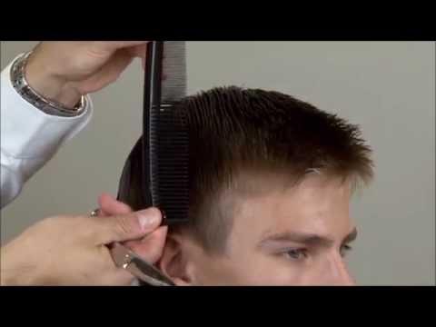 Short Pompadour – Short Clipper Cut – Part 1