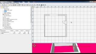 Sweet Home 3D - создаем и редактируем  двери