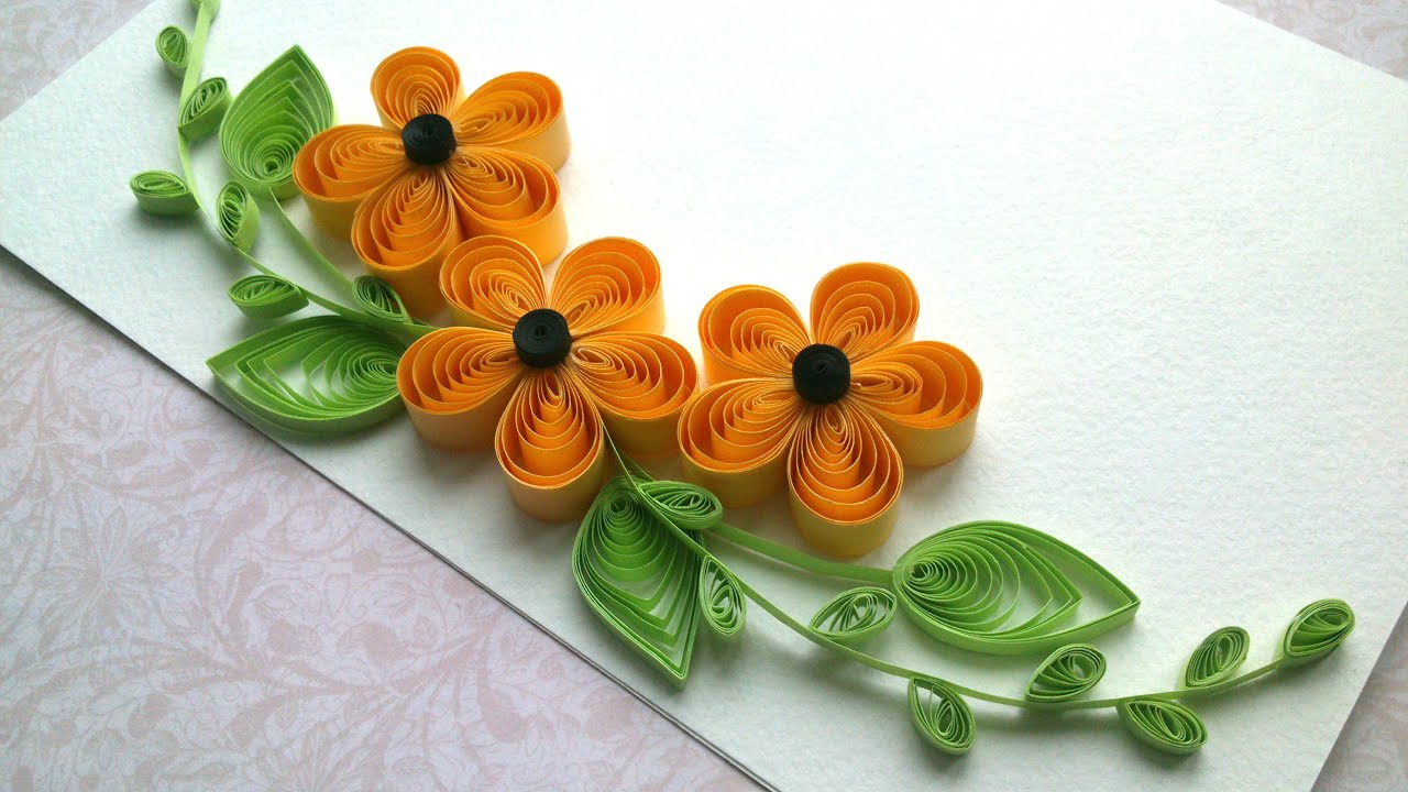 Quilling Ideas Quilling Designs Flowers And Quilling Designs For