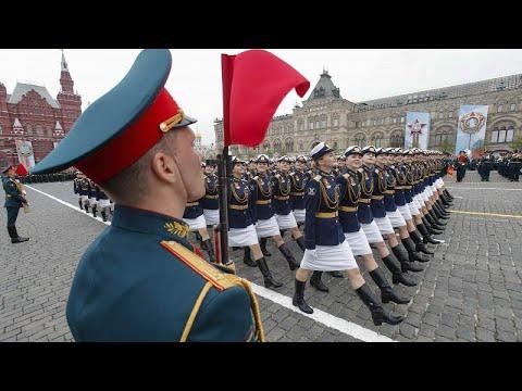 Rusia muestra su