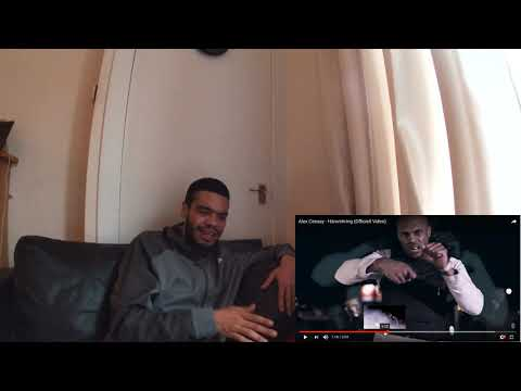 LIAMM REACTS TO SWEDISH RAP!!!🇬🇧🇸🇪 (ALEX CEESAY - HAROMKRING)