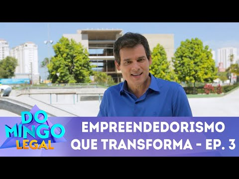 EMPREENDEDORISMO QUE TRANSFORMA   EPISÓDIO 03   SP HAWKS EVENTOS ESPORTIVOS