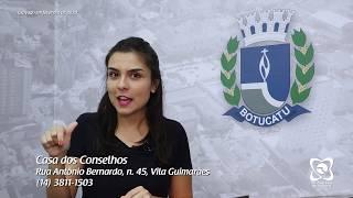 Boletim Conselhos na TV - COMUTUR (fevereiro 2020)