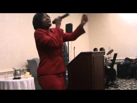 2012 Appreciation Service - Prophetess Gwendlyn Jacobs