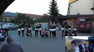 """Svatební """"dar"""" pro naši trenérku Ivanku - Pusinky"""