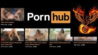 Pornhub Cryptocurrency and the Normalization of WEAPONIZED PORN in the NWO LIVE!