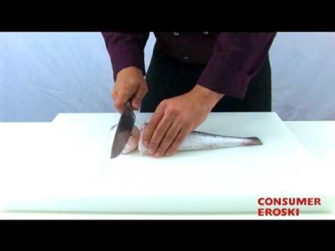 T cnicas b sicas de cocina cortar pescado en suprema youtube - Tecnicas basicas de cocina ...