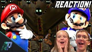 SMG4 Mario and the Bob Mansion... REACTION!