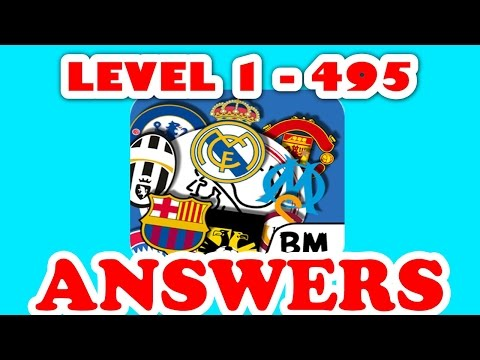 Guess Football Club ? Level 1 - 495 - All Answers - Walkthrough ( By Bosphorus Mobile )