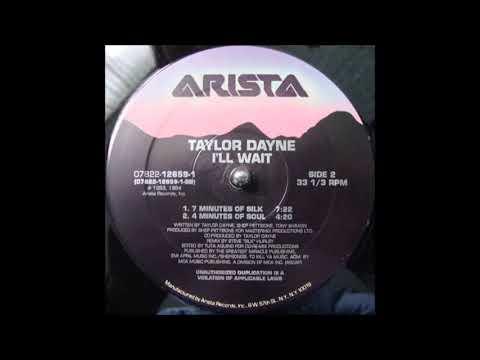 (1994) Taylor Dayne - I'll Wait [Steve 'Silk' Hurley 7 Minutes Of Silk RMX]