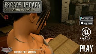 Escape Legacy 3D Gameplay Android - iOS