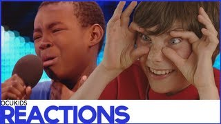 OCUKIDS | BRITAIN'S GOT TALENT (AUDITIONS) [EP21 REACTION]