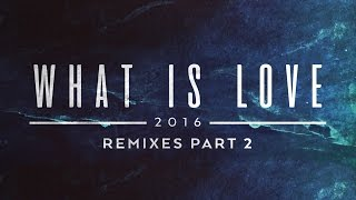 Lost Frequencies - What Is Love 2016 (HUGEL & Adam Trigger Remix) [Cover Art]